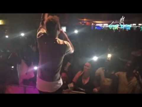 Christopher Martin - Baby I Love You - live at Club Rude 7 (GER)