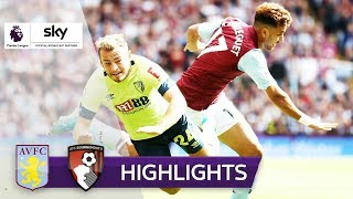 Villa-Neuzugang mit Traumtor | Aston Villa – AFC Bournemouth 1:2 | Highlights - Premier League 19/20