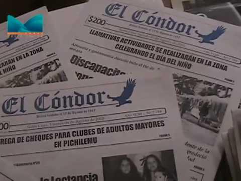 VALLEVISIÓN - Aniversario Diario El Cóndor