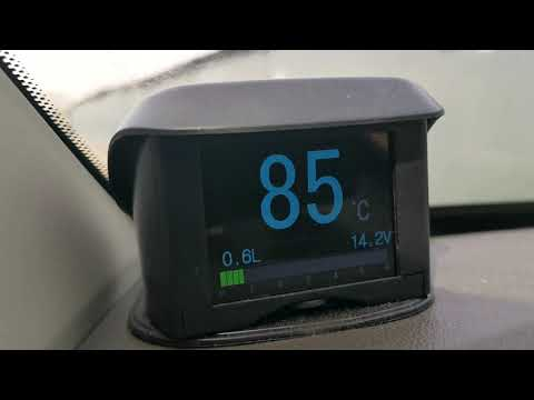 Шевроле Кобальт и Равон R4 контроль температуры двигателя.