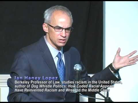 ian haney lopezs view on racism
