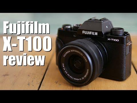 Fujifilm XT100 review