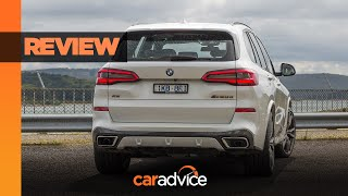 2019 BMW X5 M50d review: Top-shelf hero weighs in