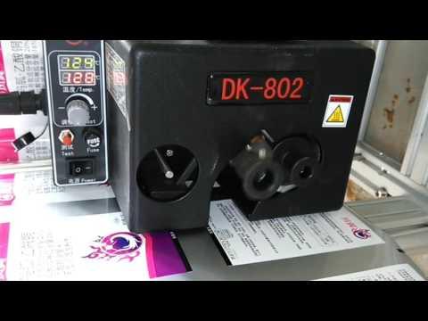DK 802 Intermittent Ink Roll Coder