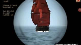 The Pirate: Caribbean Hunt - Santisima Trinidad vs Montagne - Ocean Class (Multiplayer)