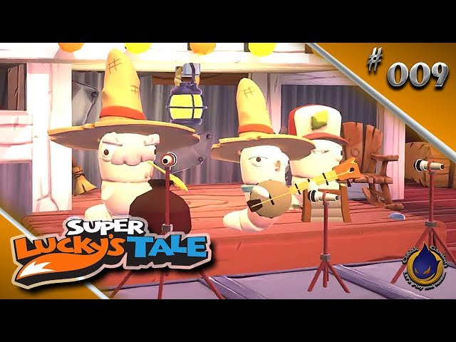 BACKSTAGE BEI WURMTALLICA 🍀 Let's Play SUPER LUCKY'S TALE #009