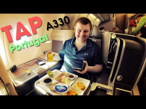 TAP Air Portugal - A330-200 Business Class From Lisbon To Vienna!