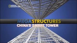 Суперсооружения: Эко-небоскреб в Китае HD  (Mega-structures: Eco Skyscraper in China HD)