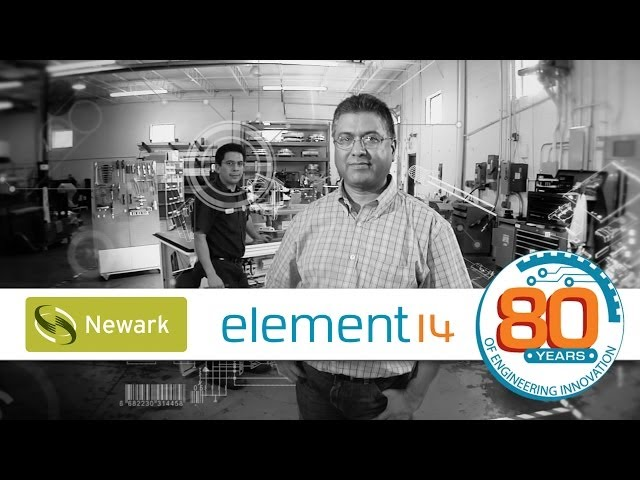 Newark element14 - Serving Engineers since 1934