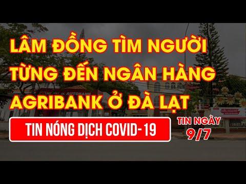Lâm Đồng tìm người từng đến ngân hàng Agribank ở Đà Lạt