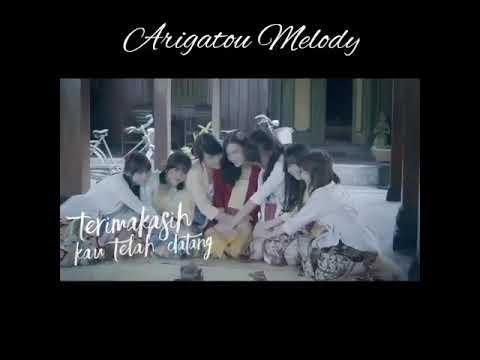 Kenangan indah melody bersama jkt48. Arigatou melody nuramdhani