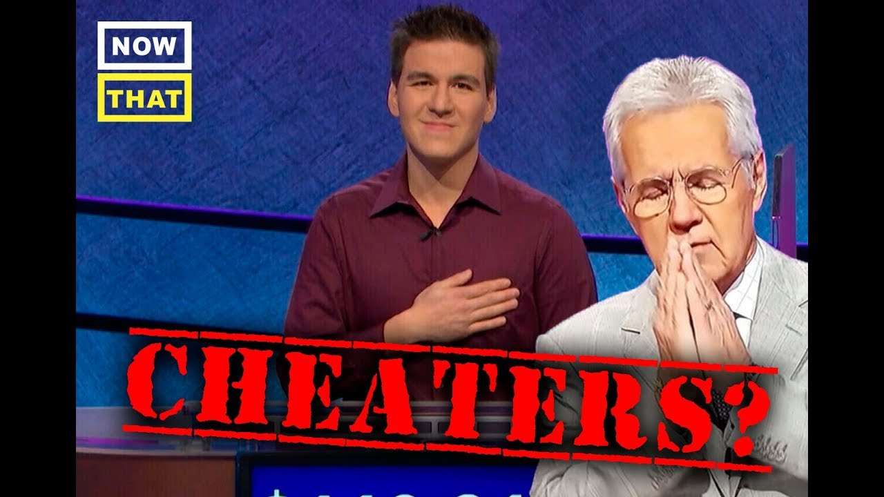 Is 'Jeopardy!' Winner James Holzhauer Cheating?