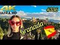 Granada em 1 dia | Cidades na Espanha | Drone 4k ULTRA HD