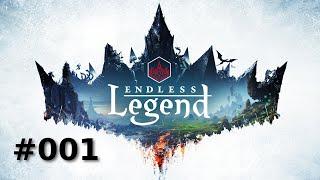 Endless Legend #001 - Auf geht´s :) - Let´s Play Endless Legend   Deutsch/German