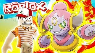 HOOPA! / Pokemon Fighters EX / Roblox Adventures