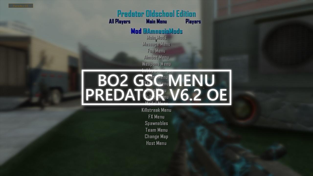SOURCE] Predator v6 7 [Original + Oldschool Base | Non Host