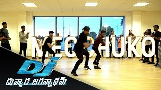 Mecchuko Dance | Duvvada Jagannadham | DJ Songs | Allu Arjun  | DSP @JeyaRaveendran choreography |