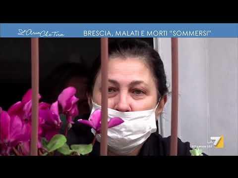 Brescia, malati e morti 'sommersi'
