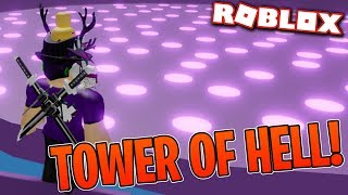 THIS GAME HAS SO MANY KILL BRICKS... | Tower of Hell in Roblox #1