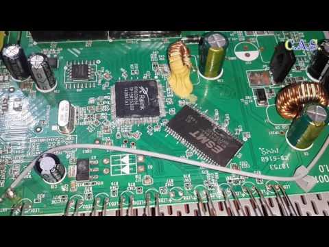 Wifi роутер не работает, после воды TP-LINK TD-W8961N