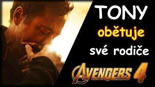 TEORIE: Nick Fury ví všechno ?! + Tony Stark obětuje své rodiče v Avengers 4