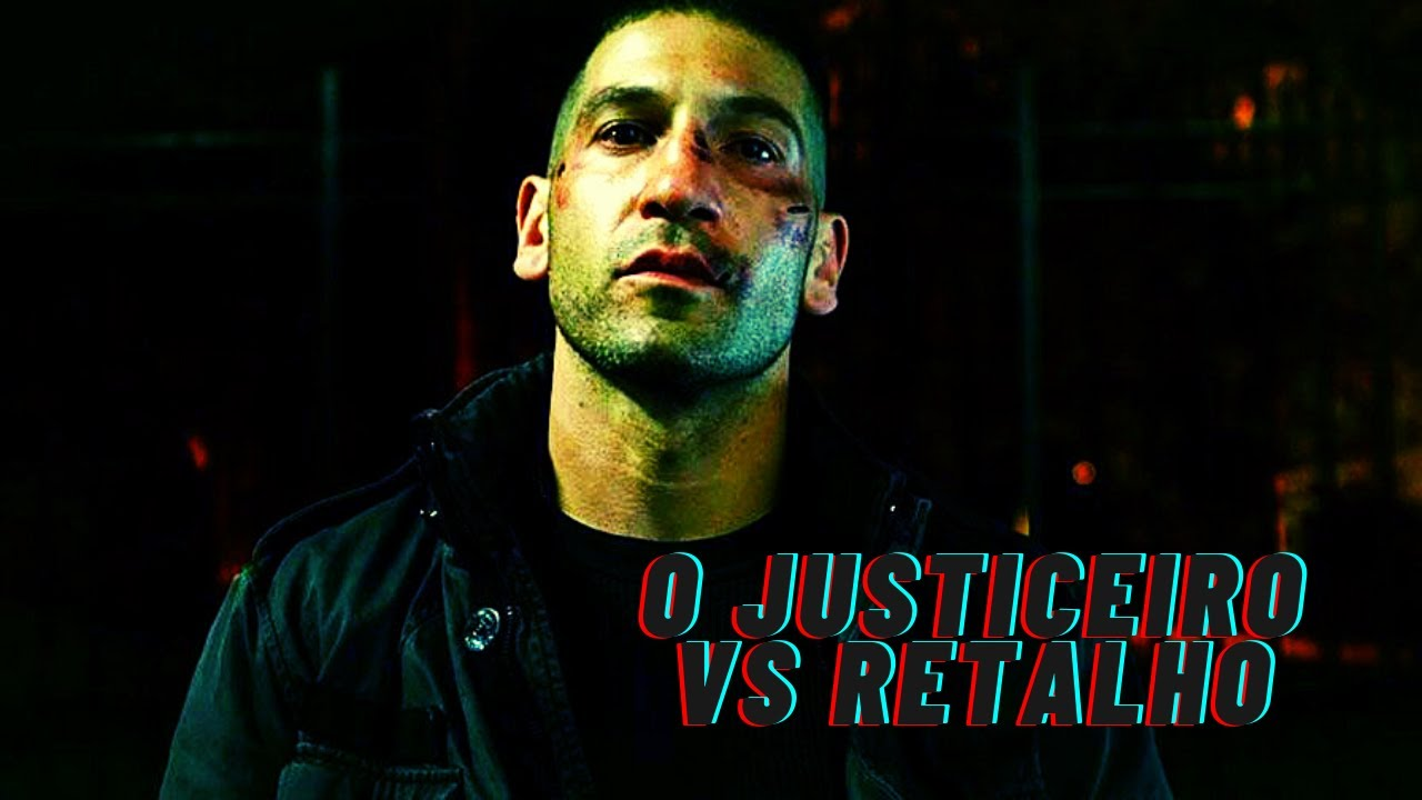 the justice vs retail punisher season 2 2x8 netflix HD