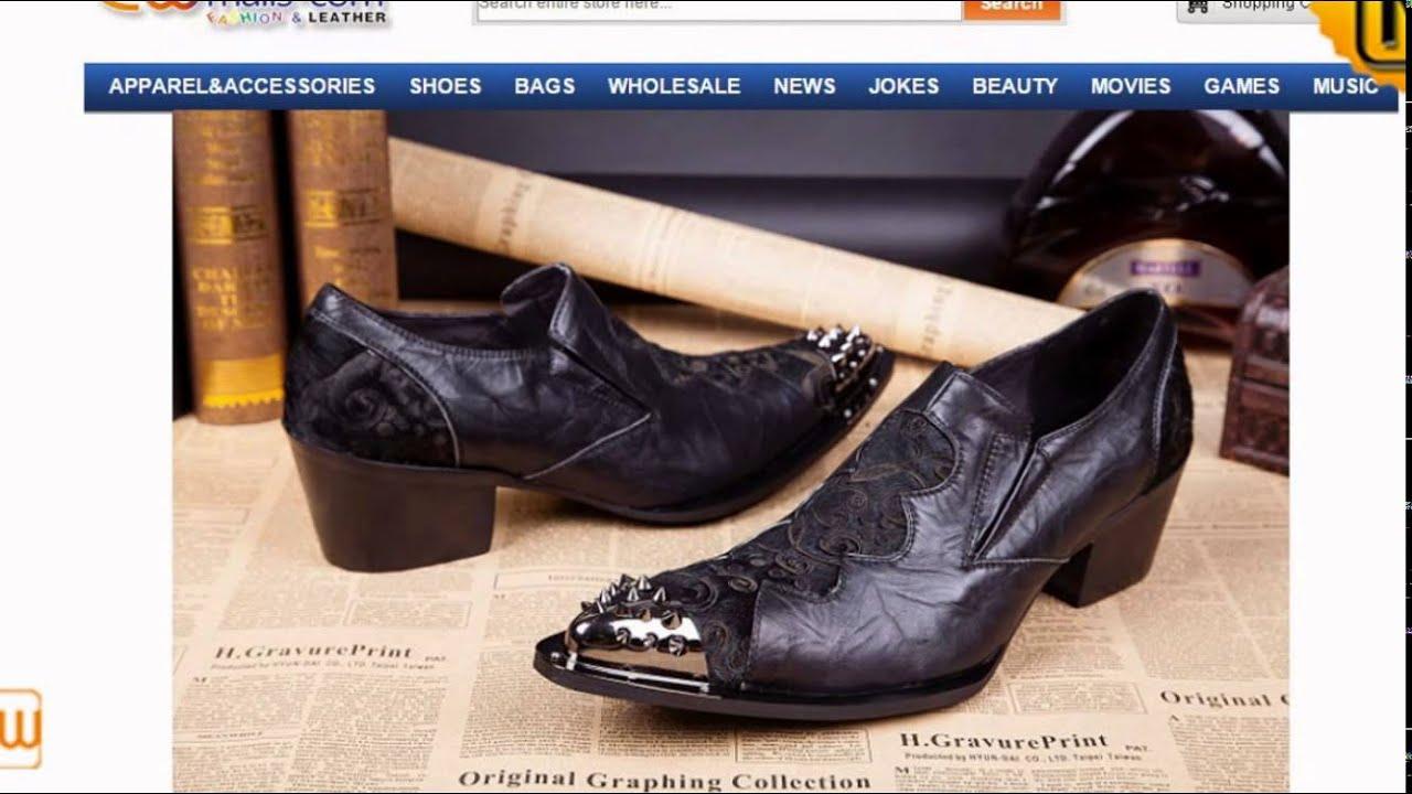 men/man best price meticulous dyeing processes Mens Exotic Dress Shoes CW751512 www.cwmalls.com