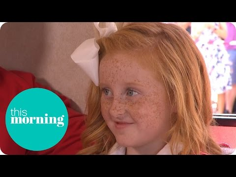 Eight-Year-Old Margaret Is An Irish Traveller Who Wants to Leave School | This Morning