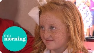 Eight-Year-Old Margaret Is An Irish Traveller Who Wants to Leave School   This Morning
