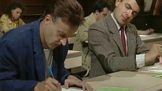 Mr. Bean – Die Prüfungsvorbereitung