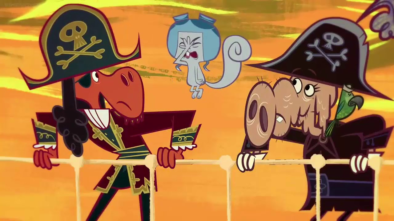 Download The Adventures of Rocky and Bullwinkle S01E03 Stink of Fear: Chapter Three - Part 08