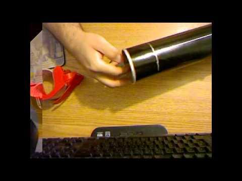 Simple Pringles Solar Hot Dog Cooker Youtube