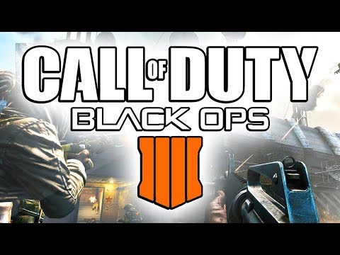 BLACK OPS 4 LEAKED GAMEPLAY...on Roblox