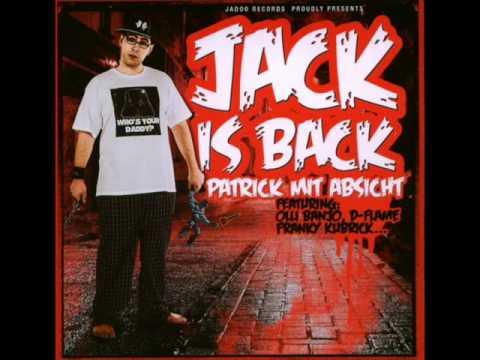 Patrick mit Absicht (PMA) - Jack is Back