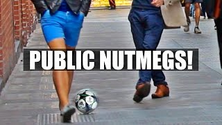 PUBLIC NUTMEGS / PANNA - ft. W&K!
