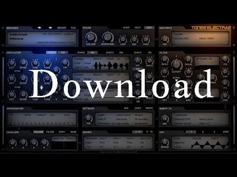 tone2 electra download
