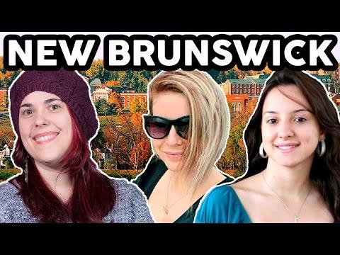 NEW BRUNSWICK - PROVÍNCIA DO ATLÂNTICO - VIDA E IMIGRAÇÃO