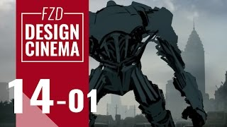 Design Cinema – EP 14 - Transformers Part 01
