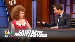 Grown-Up Annie Returns - Late Night with Seth Meyers