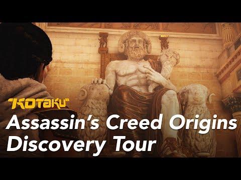 Assassin's Creed: Origins Discovery Tour