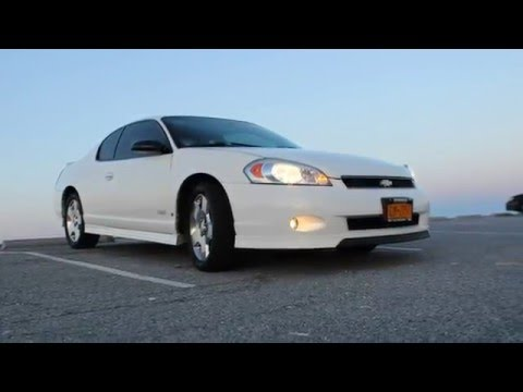 2007 Chevrolet Monte Carlo SS Review