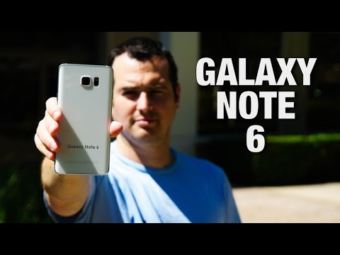 Galaxy Note 6: 5 Things We Want to See!