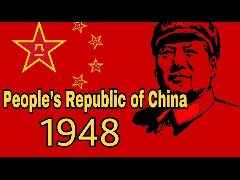 """People's Republic of China 1948 (World of Iron mod) Ep 4 """"Assemble the crew"""""""