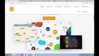 Arenon Coin - платформа для игр против реальных игроков на технологии блокчейн