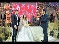 زفاف رشا على الكيال إلى خالد هانى اباظة بحضور أعضاء«النواب»
