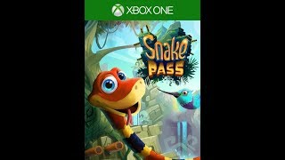 "WAKEY WAKEY HANDS OFF SNAKY   ""SNAKE PASS X BOX ONE"""