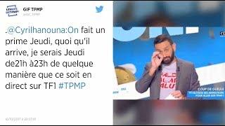 TPMP : Cyril Hanouna entre en guerre avec Yann Barthès !