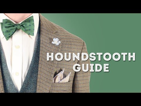 189615b795f1 Houndstooth Guide — Gentleman's Gazette