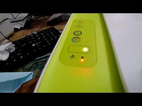 Cara Mengisi Tinta Printer HP officejet.