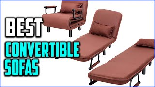 Top 5 Best Choices Of Convertible Sofas For You